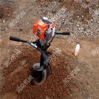 手提挖坑机植树必用