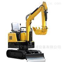 微腾10小型挖掘机农用厂家直销