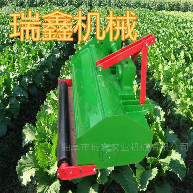 甘肃秸秆粉碎还田机 农作物秸秆切碎机