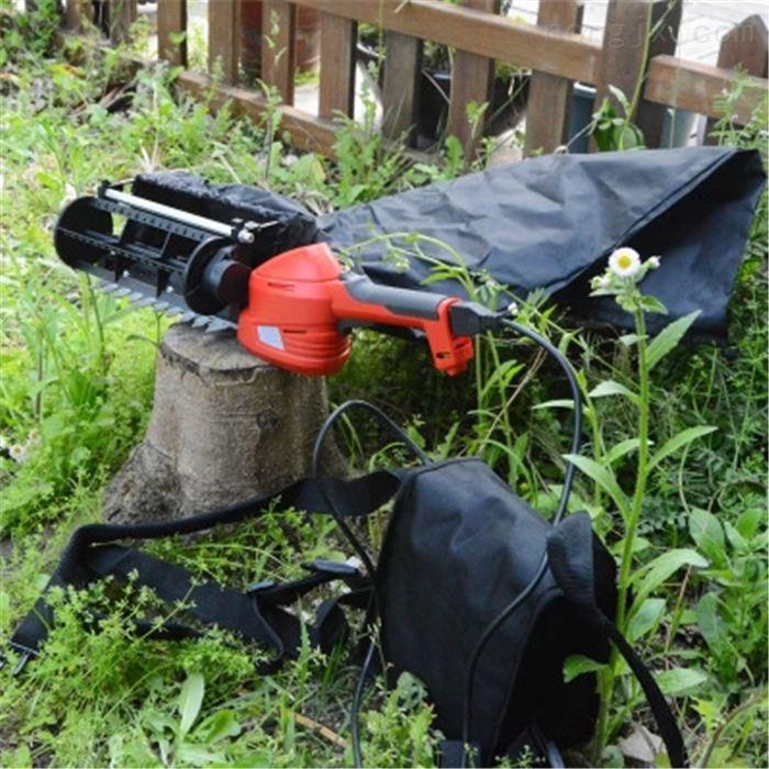 锂电池采茶机图 茶园环保收茶机 茶叶修剪机