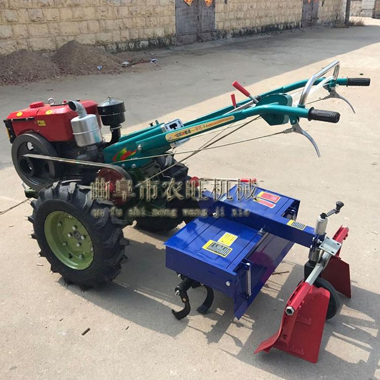丘陵专用柴油手扶旋耕拖拉机