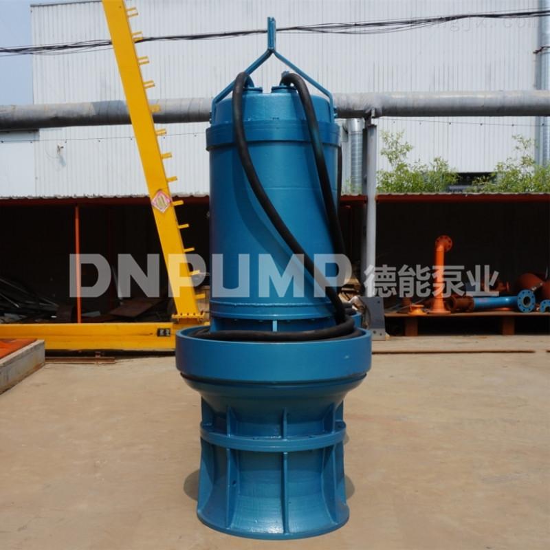 500QZ潜水轴流泵生产厂家