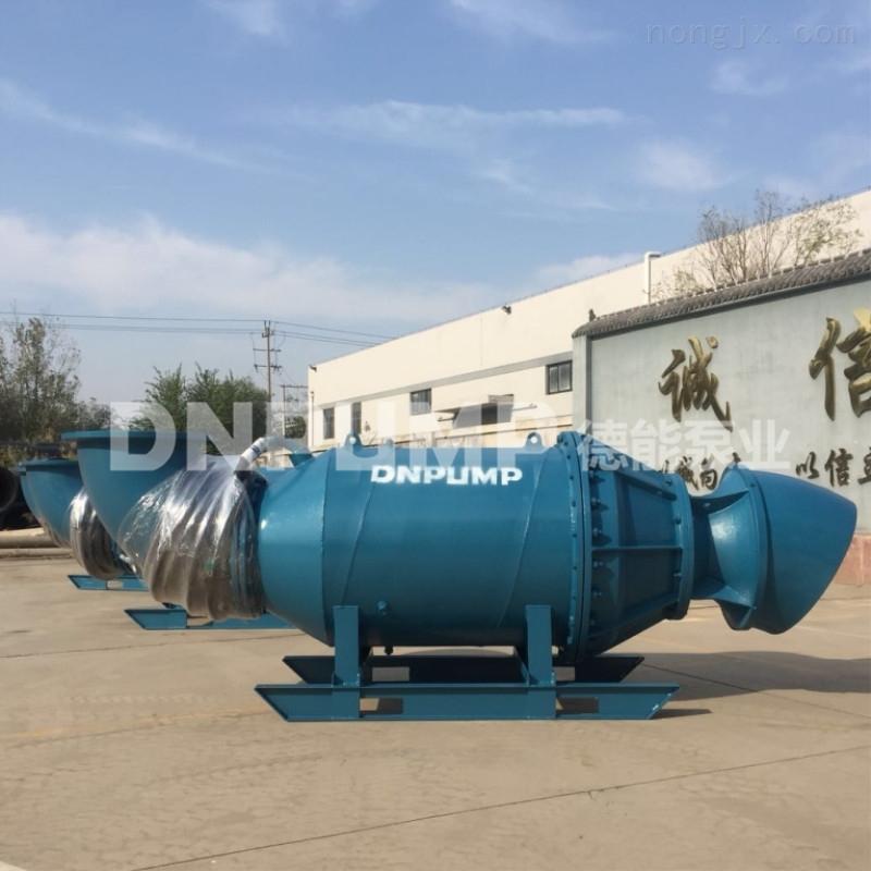 QZ-潜水排涝泵_潜水轴流泵厂家