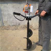 打桩队挖坑机 挖坑速度快刨坑机 黏土打洞机