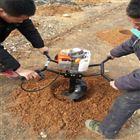 地面打坑机 立柱刨坑机 两冲混合油挖坑机