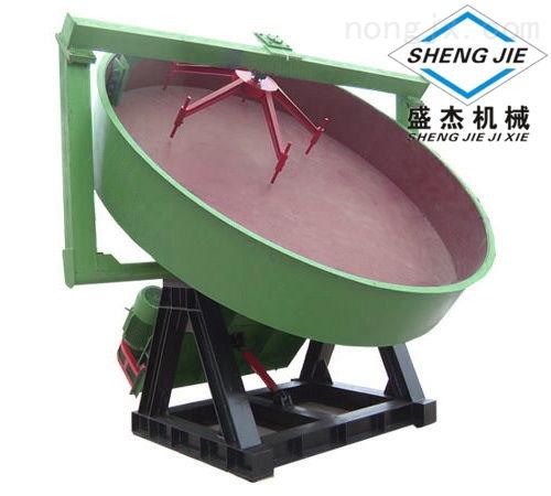 猪粪圆盘造粒机多少钱一台