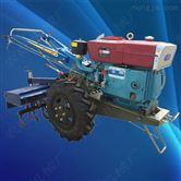 电启动18马力耕地机 果园多功能手扶拖拉机