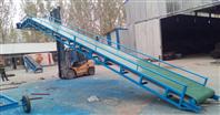 批量直销爬坡输送机移动式装车皮带机