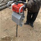 苗圃起树苗锯齿挖树机 不伤树根的移树机