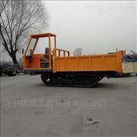木材石材運輸車 工程運料專用履帶車