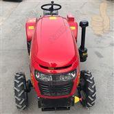 水旱两用四轮旋耕犁地机 四驱多缸拖拉机