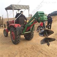 果园施肥手提式挖坑机厂家