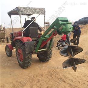 rxjx-2小型汽油植树栽苗挖洞机
