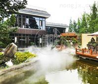 人造环保生态雾 园林景观喷雾 售楼部造景等