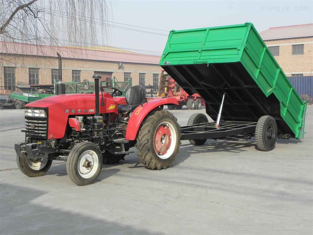 3吨农用挂车
