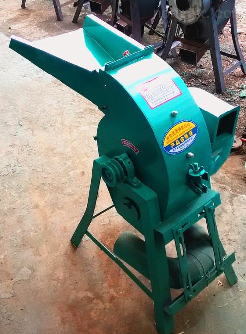 新款麦秸 地瓜秧破碎机 干湿两用骨头粉碎机