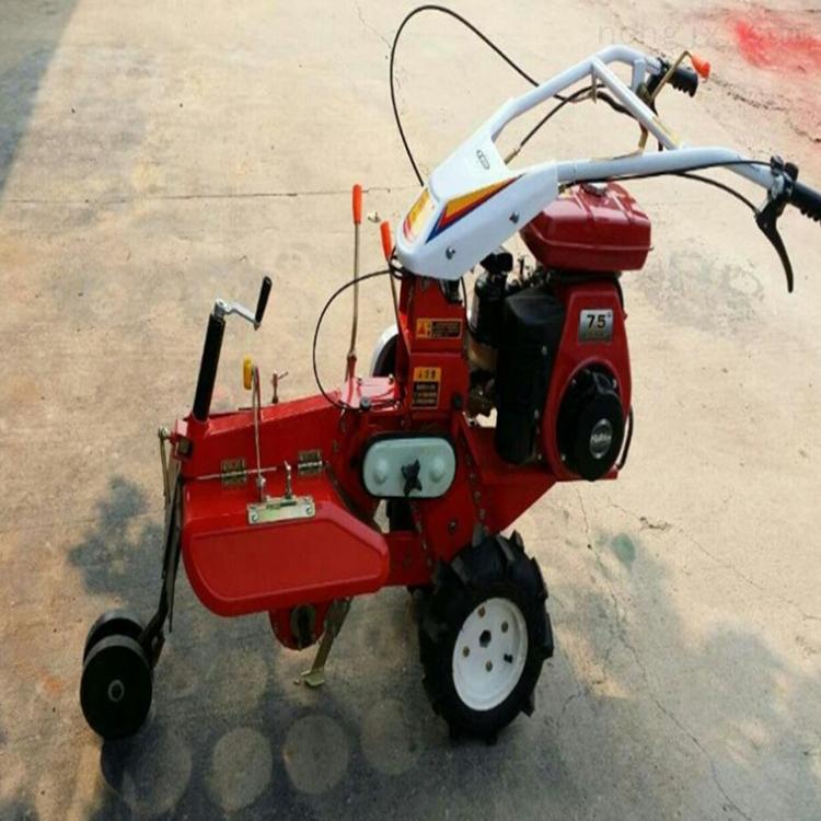 拖拉机链式开沟机价格 蔬菜种植用开沟培土