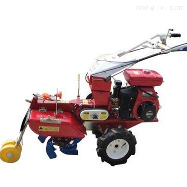 小型果园施肥开沟机操作简单 果树开沟施肥
