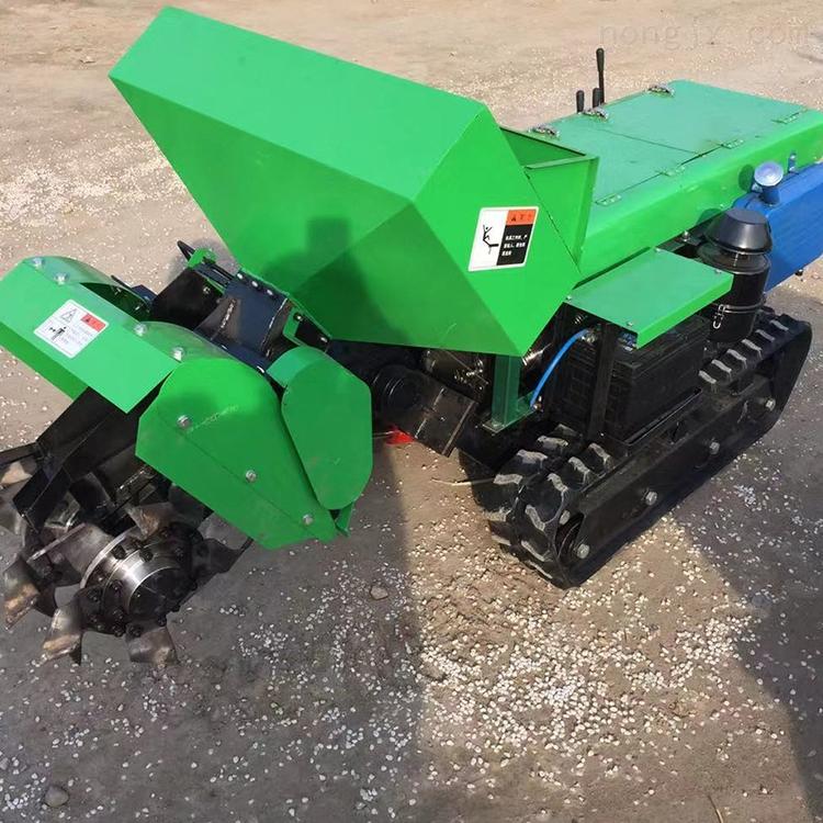 小型开沟机手扶式开沟培土机价格 施肥机果