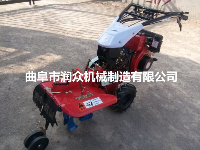 RZ-KG-168-柴油186型号田园管理机