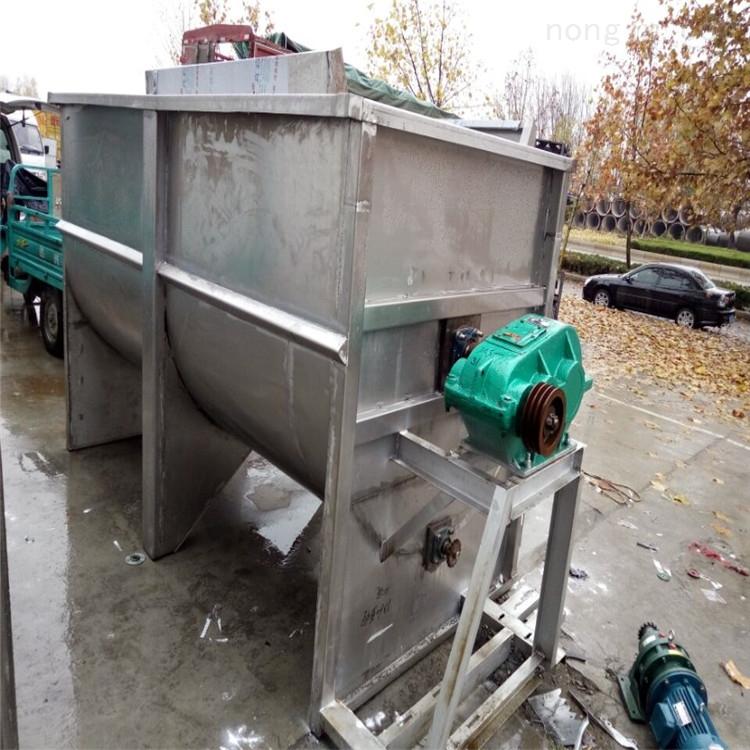 不锈钢食品搅拌机 养殖场成套设备TMR混料机