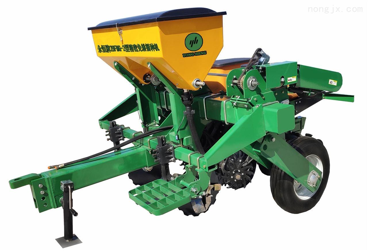 2BFMG-2型-指夹式精密免耕施肥播种机