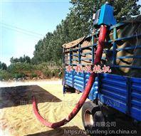 软管蛟龙谷子吸粮机 玉米小麦装包抽粮机