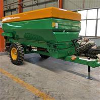 全自动农家肥撒肥机车/动物粪便撒肥车