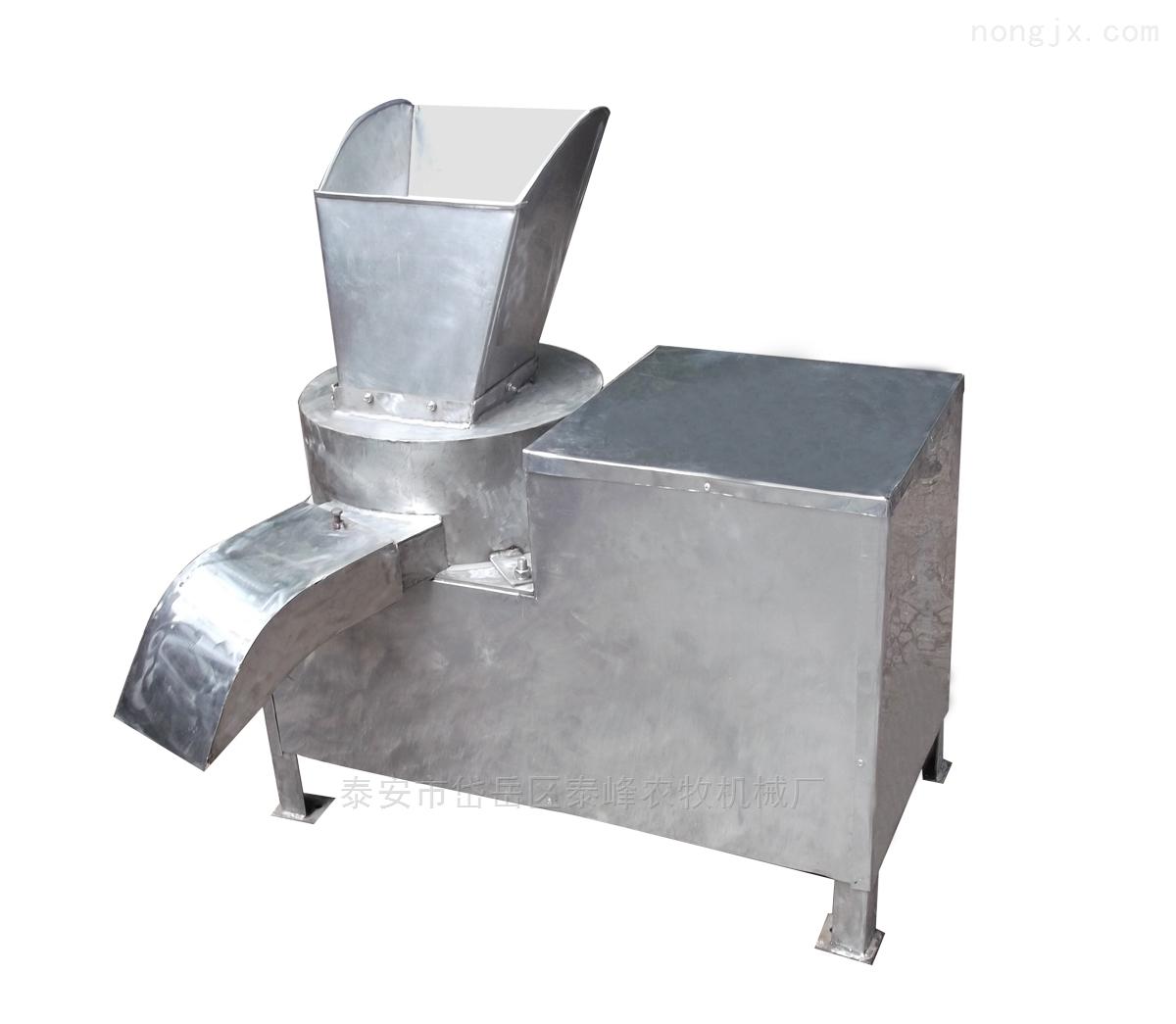 八鹰不锈钢餐厨厨余垃圾粉碎机