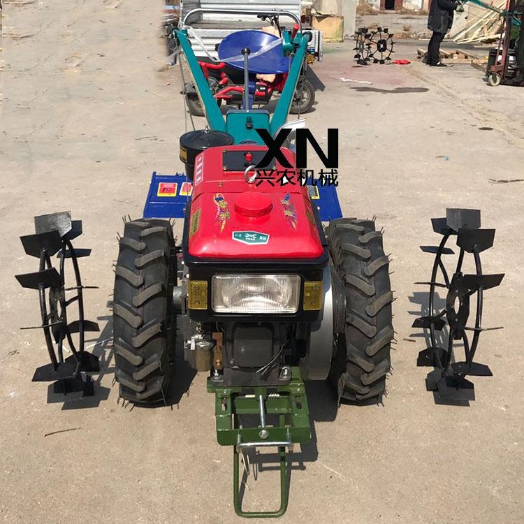 直銷手扶式拖拉機 18馬力手扶旋耕機