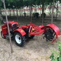 两驱农用四轮旋耕机 果园大棚开沟机