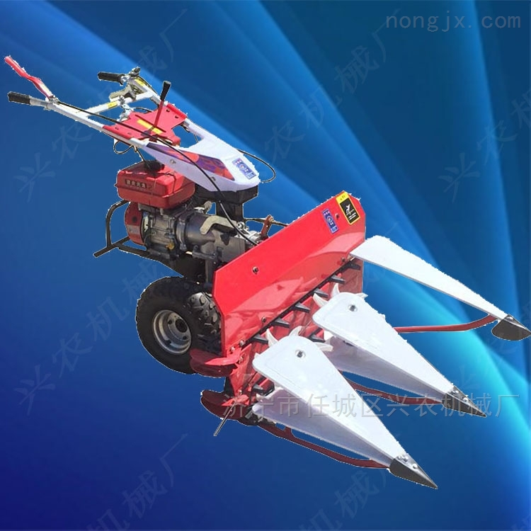 xnjx-100-玉米秸秆翻晒机 农用拖拉机配套小麦收割机