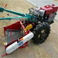 手扶拖拉机带马铃薯收获机 收土豆机器
