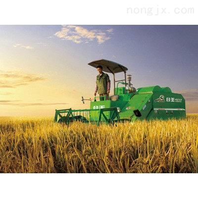 水稻聯合收割機(雙滾筒)