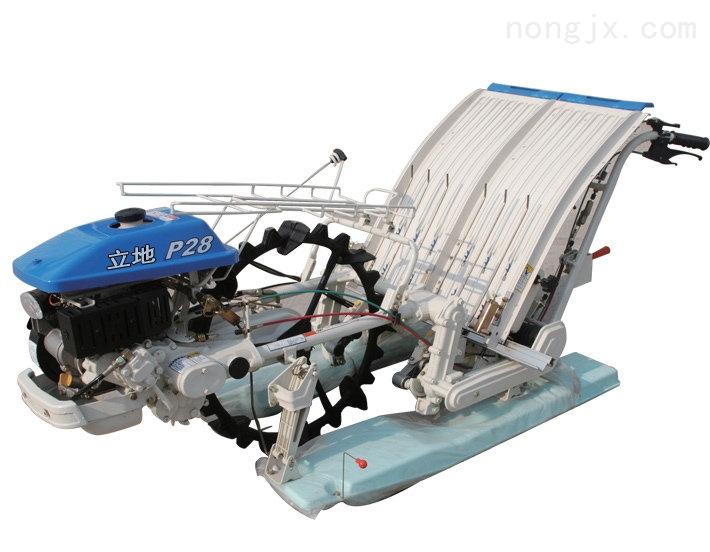 2ZS-P28手扶步进式水稻插秧机