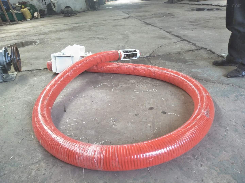 软管便携式吸粮机