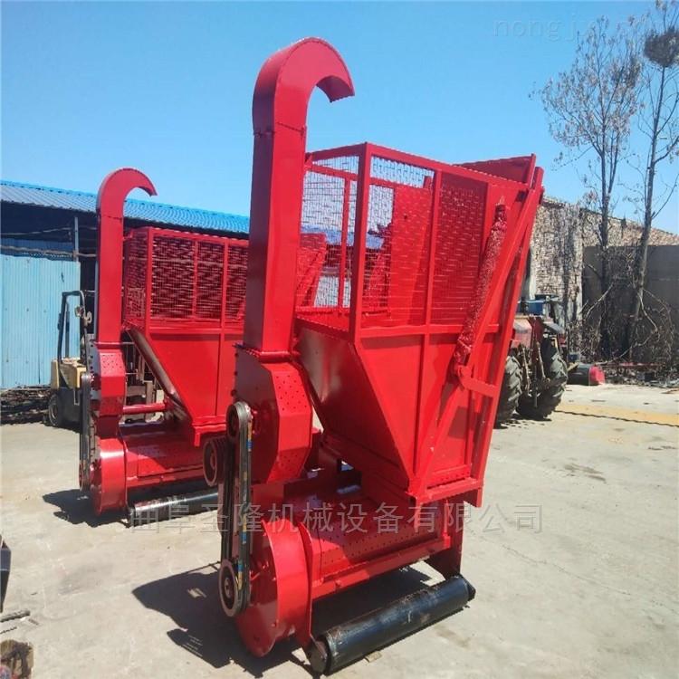 拖拉机牵引悬挂两用玉米秸秆回收机价格