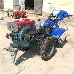 xnjx-10柴油电启动手扶拖拉机 水旱两用打田机