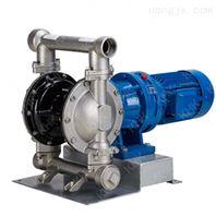 进口不锈钢电动隔膜泵品牌哪家好 美国KHK