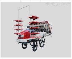 乘坐式高速插秧机