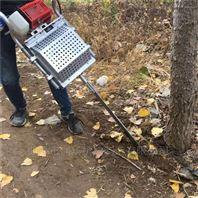 园林移植便携式挖树机 树苗切土球起树机