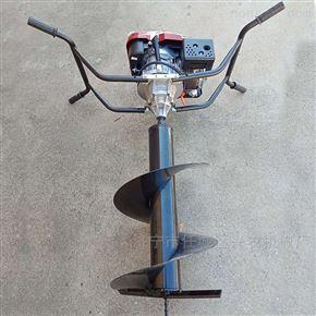 rxjx-2四冲程果园施肥地钻机