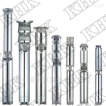 进口潜水深井泵(欧美进口品牌)美国 KHK