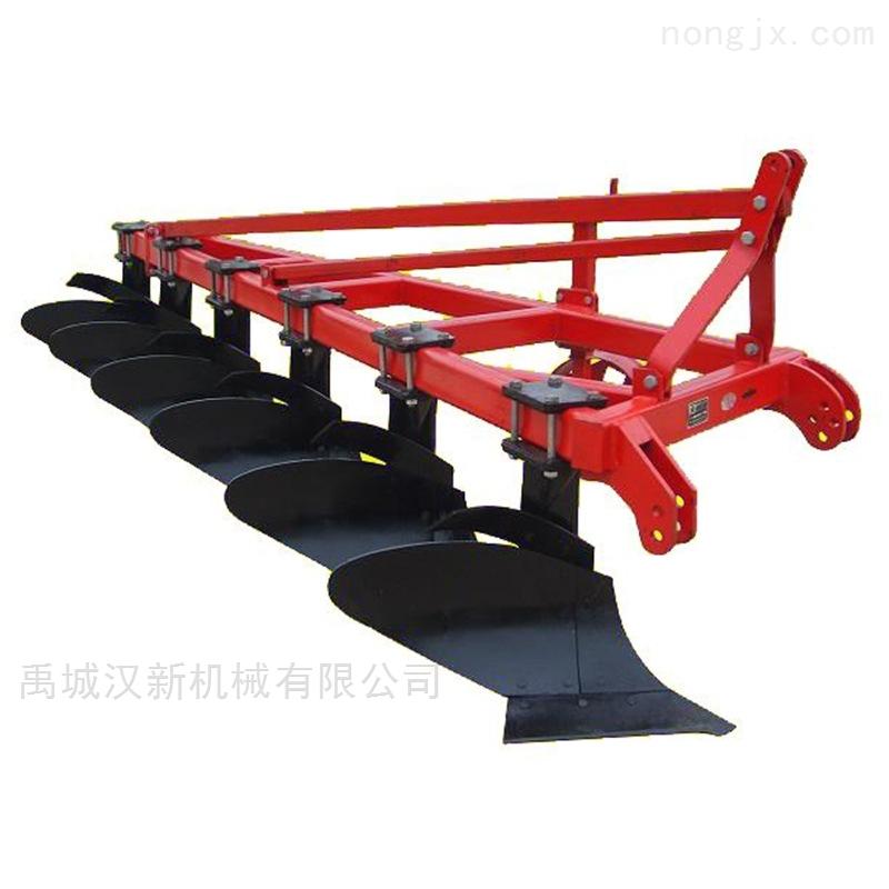四轮悬挂式加厚钢板耐用铧式犁 耕整机械