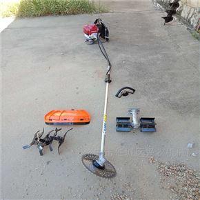 xnjx-4汽油手推式割草机 果园锄地机