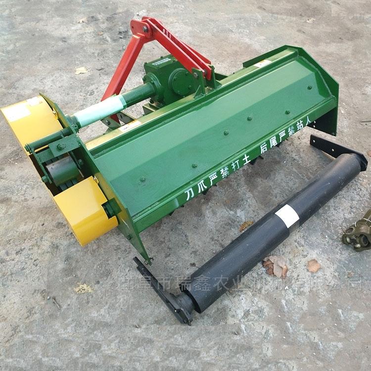 環保新款玉米秸稈粉碎還田機