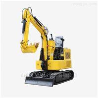 自走式小微型发掘机厂家 多功效履带式挖机