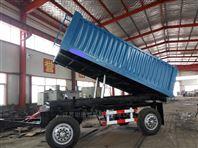 5-10吨拖拉机自卸拖车