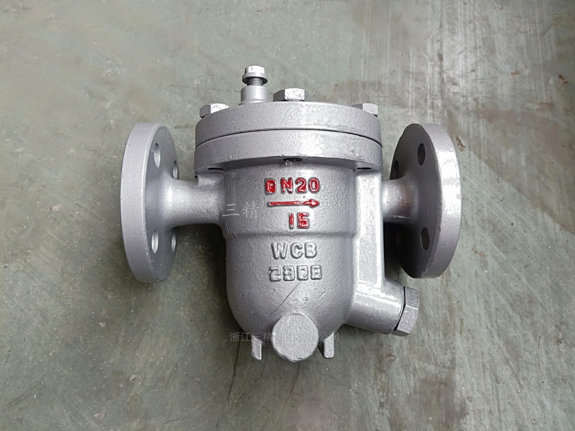 铸钢美标蒸汽疏水阀