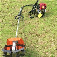 省油背�负式割草机 便携锄∑草机